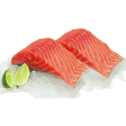 Photo of Salmon Fillets Skin On Kg