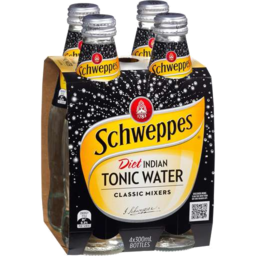 Photo of Schw Diet Tonic 4x300ml