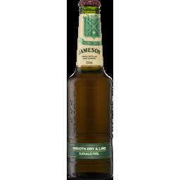Photo of Jameson Dry & Lime Bottles