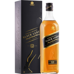 Photo of Johnnie Walker Black Label Blended Scotch Whisky Aged 12 Years