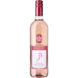 Photo of Barefoot White Zinfandel