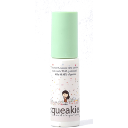 Photo of Squeakie Hand Sanitiser Lime 50ml