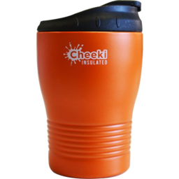 Photo of Cheeki Coffee Cup Orange 240ml