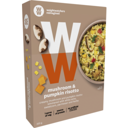 Photo of Weightwatchers Mushroom Pumpkin Risotto 320g
