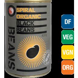 Photo of Spiral Beans Black 400gm