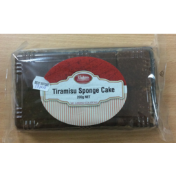 Photo of Baker's Collection Tiramisu Sponge Cake 200gm