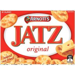 Photo of Arnotts Jatz Original Biscuits 225g