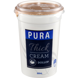 Photo of Cream - Pura Thick Cream 300ml