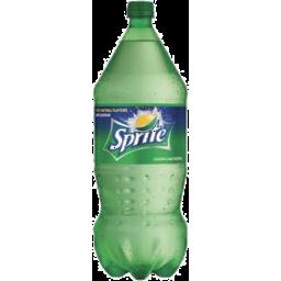 Photo of Sprite Lemonade Bottle