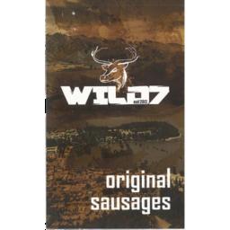 Photo of Wild7 Organic Pure Beef Sausage