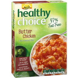 Photo of Mccain Healthy Choice Butter Chicken 300gm