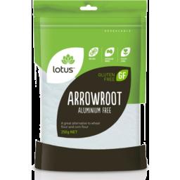 Photo of Lotus Arrowroot Powder
