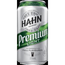 Photo of Hahn Premium Light Can