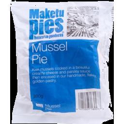 Photo of Maketu Pies Mussel 200g
