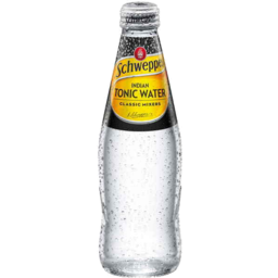Photo of Schweppes Tonic Water Bottles