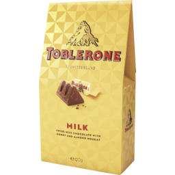 Photo of Toblerone Gift Pouch 120gm