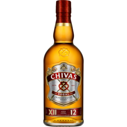 Photo of Chivas Regal 12 Year Blended Scotch Whisky 700ml