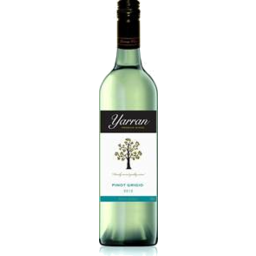 Photo of Yarran Pinot Grigio 750ml