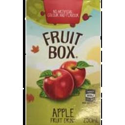 Photo of Golden Circle Apple Fruit Box 250mL