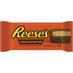 Photo of Reese's Peanut Butter Cups 42g