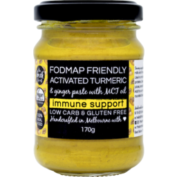 Photo of The Broth Sister's Turmeric & Ginger Paste