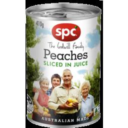 Photo of Spc Peach Slices In Juice 410gm