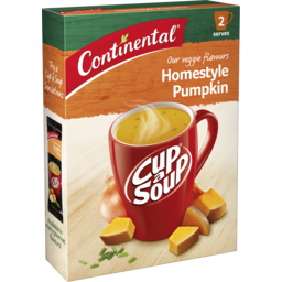 Photo of Cont H/Style Pumpkin 2pk 61gm