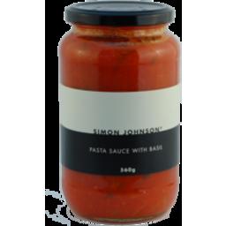 Photo of Simon Johnson Basil Pasta Sauce 560gm