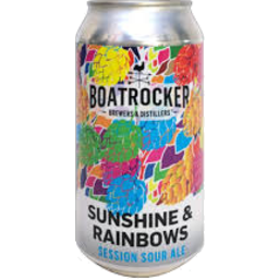 Photo of Boatrocker Sunshine Sour 6*375ml