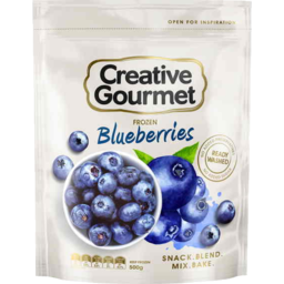 Photo of Creative Gourmet Blueberries 300g