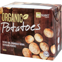 Photo of Potatoes Organic 1kg