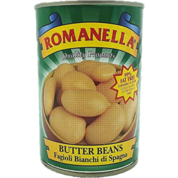 Photo of Romanella Butter Beans 400g