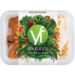 Photo of Youfoodz Mohit's Butter Chicken 305g
