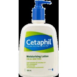 Photo of Cetaphil Moisturizing Lotion