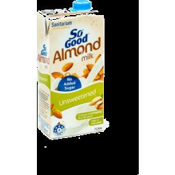 Photo of So Good Almond Milk Unsweetened