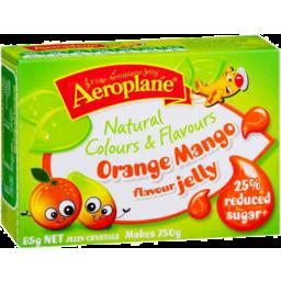 Photo of Aeroplane Reduced Sugar Orange Mango 85gm