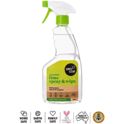 Photo of Simply Clean Spray & Wipe - Lime