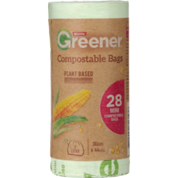 Photo of Multix Bag Comp Grn Min 28s