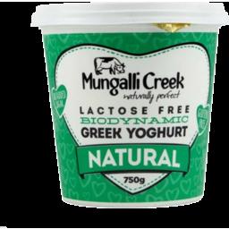 Photo of Mungalli Creek Yoghurt - Greek