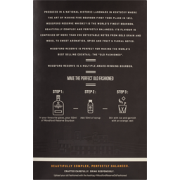 Photo of Woodford Reserve Bourbon