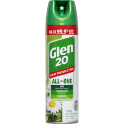 Photo of Pine O Cleen Glen 20 Spray Disinfectant Country Scent 175g