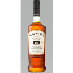 Photo of Bowmore Islay Single Malt Darkest 15yo