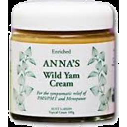 Photo of Anna's Wild Yam Cream 100