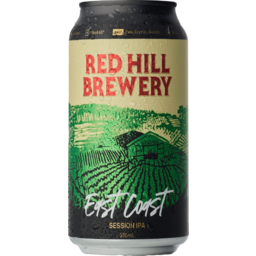 Photo of Red Hill Brewery East Coast Can