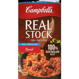 Photo of Campbells Real Stock  Salt 1lt