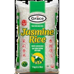 Photo of Jasmine Rice 20 Lbs Bag