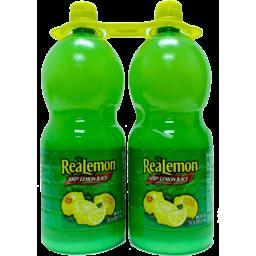 Photo of Real Lemon Juice