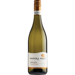 Photo of Waipara Hills Waipara Pinot Gris 750ml