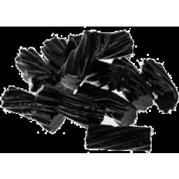 Photo of Yummy Licorice Twists Black 220gm