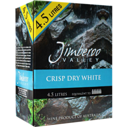 Photo of Jimberoo Valley Crisp Dry White Cask 4.5l